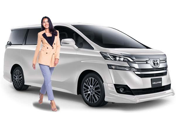 Rental Alphard Bandung Our most luxurious rental car, explore Bandung with style and confident.